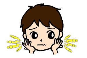 感覚的に食べられない子のイラスト(マユ先生作)