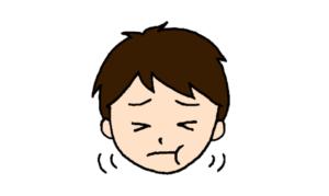 機能的に食べられない子のイラスト(マユ先生作)